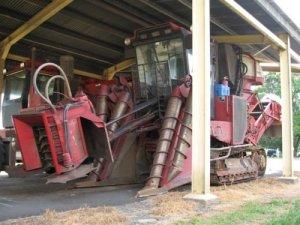 Harvester Service