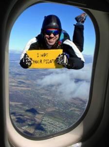 C Pilot & Plane